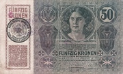 50 Kruna – avers