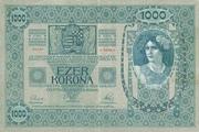 1000 Kruna – revers