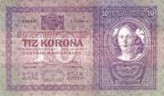 10 Kruna – revers