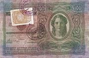 100 Kruna – avers