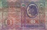 100 Kruna – revers