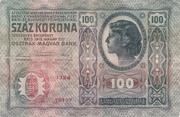 100 Kruna (Croatian) – revers