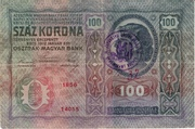 100 Kruna (Slovenian) – revers