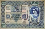 1000 Kruna (Slovenian) – revers