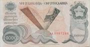 2,000,000 Dinara – avers