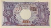 4000 Kruna (overprint on 1000 Dinara) 1919 – avers