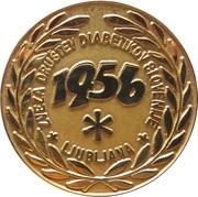 Medal - Diabetes Union of Slovenia (Ljubljana) – avers
