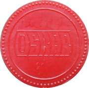Jeton - Tovarna Zlatorog (Maribor, red) – revers