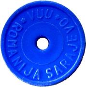 Deposit Token - Kaucija (blue) – avers