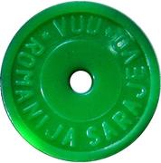Deposit Token - Kaucija (green) – avers