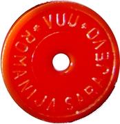 Deposit Token - Kaucija (orange) – avers