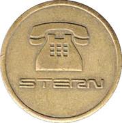 Jeton de téléphone - Stern (Tivat, Monténégro) – avers