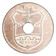 Transport token - Titagrad – revers
