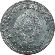 5 dinars (après guerre) – avers