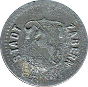 10 pfennig - Zabern (Saverne [67]) – avers