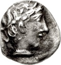 Obol (Zakynthos) – avers