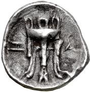 Obol (Zakynthos) – revers