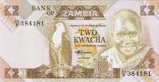 2 Kwacha – avers