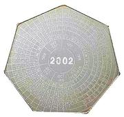 4000 Kwacha - Elizabeth II (2002 Calendar) -  revers
