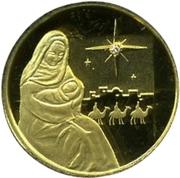 25 000 Kwacha (Noël) – revers