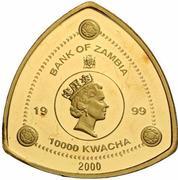 10000 kwacha - Elizabeth II (21st Century) – avers