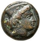 Bronze Æ17 (Zeleia) – avers