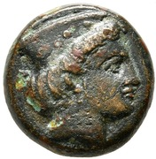 Bronze Æ17 (Zeleia) -  avers