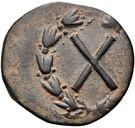 Bronze Æ23 (Zephyrion) – avers