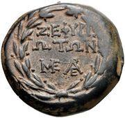 Bronze Æ23 (Zephyrion) – revers