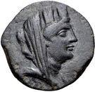 Bronze Æ20 (Zephyrion) – avers