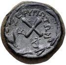 Bronze Æ20 (Zephyrion) – revers