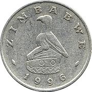 20 cents – avers