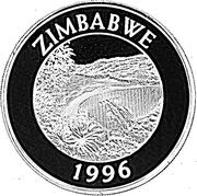 10 dollars (Barrage de Kariba) – avers
