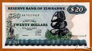 20 Dollars – avers