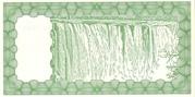 100 000 Dollars (Emergency Bearer Cheque) -  revers