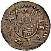 Denar -  Denar - Luitpold (1092-1097, 1100-1112) – revers