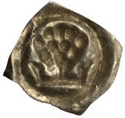 1 angster - Albrecht II – revers