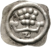 1 pfennig - Leopold IV – avers
