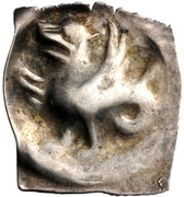 1 pfennig - Albrecht I – avers