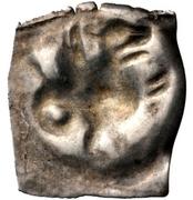 1 pfennig - Albrecht I – revers