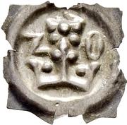 1 angster - Albrecht III – avers