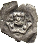 1 Pfennig - Leopold IV – revers