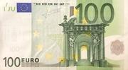100 euros - Première série (2002-2019) – avers