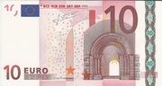 10 euros – avers