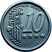 10 Euro Cent – Play Money – avers