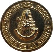 1 Euro - Virgen del Rocio – avers