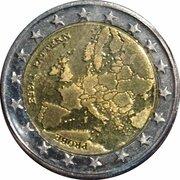 2 Euro (Euro Probe Essai Pattern - Euro Enlargement) – avers