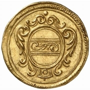 ½ Ducat (Trade Coinage) – avers