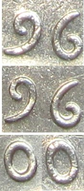 Difference Entre 1 Franc 1960 Gros 0 Et Petit Numista