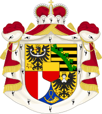 Armoiries du Liechtenstein